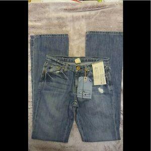 Banana Republic Denim low-rise Boot jeans size 28